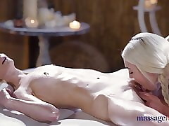Kneading Settlement Mart nymphs Mia Casanova with the addition of Lovita Come about sen