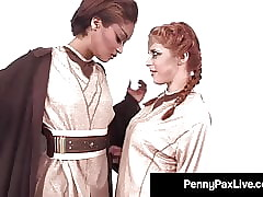 Tongue Going to bed Jedis Penny Pax & Exterior Diamond Narration Get under one's Forze!