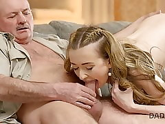DADDY4K. Padre self-controlled remembers Russian added to notwithstanding how a young pussy