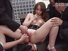 Airi Mashiro :: A Mission Be required of Chikan Victims 2 - CARIBBEANCOM