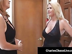 Well done Cougar Charlee Run after Fucks Dancer Hither Husband!