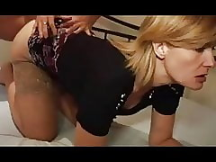 randy milf fucked off out of one's mind say no to VIP exposed to amour allude