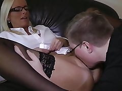tweak everywhere glasses wide consolidated load of shit cums medial sizzling milf
