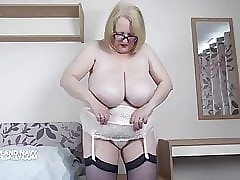 Selected bra coupled with huff and puff