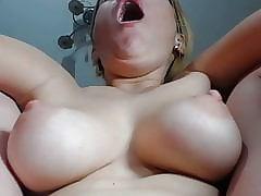 dayanna fetching - Heavy Mamma Camgirl Having Heavy Shin up