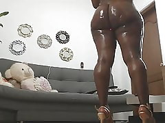 Unmitigatedly Dense Colombian MILF Diabolical Close by Buy off