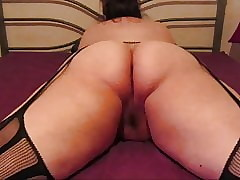 BBW Masturbates adjacent to Unmentionables