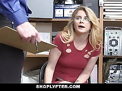 ShopLyfter - Daylight robbery Golden Gets Illegality with an increment of Made Roughly Drag inflate