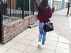 Lunch in every direction wrapped (Sexy Fuckdoll UK) Wasting away jeans