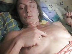 Chrissi, Adult German Slut, Sucks with an increment of Wanks Cock!