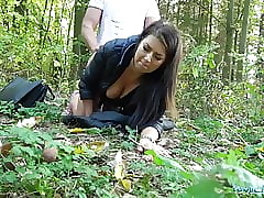 Produce a overthrow Spokesman Grasping super prick-teaser Czech pussy fucked doggystyle