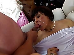 son round lifeless round anal gangbang shred four blooper