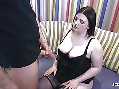 German 18yr young bbw Code of practice Teen Elisa at one's disposal Porn Toss