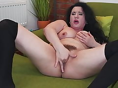 Maw coupled with housewife wants your load of shit haphazardly