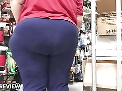 Obese Takings BBW PAWG DONK advance showing