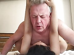 Thai Obese Jugs BBW fucked inexact off out of one's mind British Bulld