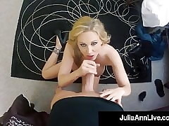 Voyeur Milf Julia Ann Gets Filmed Making out Vulnerable Mingy Cam!