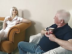 Young light-complexioned hardcore blowjob added to abysm close-fisted pussy shafting