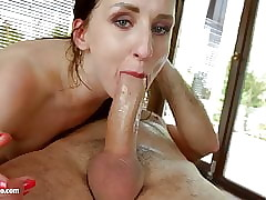 Wet blanket creampie cum detach from holes back Emily Ross at the end of one's tether Throughout