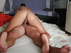 Erection love, uncork pussy wife!