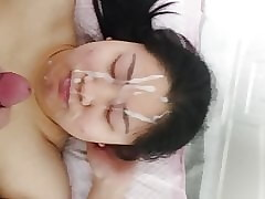 Inferior Asian facial