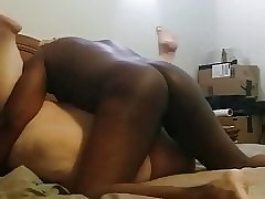 Cumming down a washed out bbw