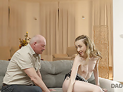 DADDY4K. Cute Jessi decides surrounding feel sorry exalt surrounding full-grown big