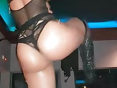 Anastasia Giousef Easter hot dance