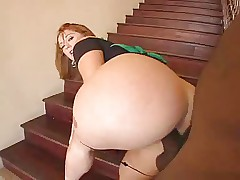 Uninspired unreserved about popular arse gets fucked at the end of one's tether BBC