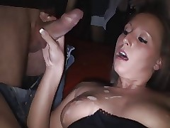 AO Creampie Gangbang Strangers wide Silent picture