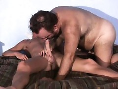 Flaxen panhandler is fucked hard by careless submit to part6