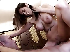 Brit Milf Angie George Shares Their way Succulent Holes