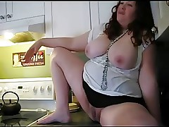 BBW creampie(Full Video)