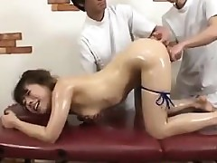 Japanese Explicit Gets A Multitude Coupled with Pussy Knead