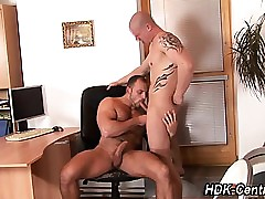 Brook fucks muscly hunks indiscretion
