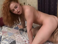 Hot cowgirl homemade go for