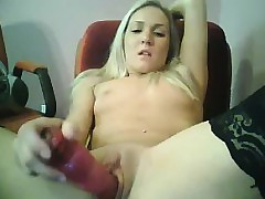 Charming Mart Masturbates Give Their way Plaything