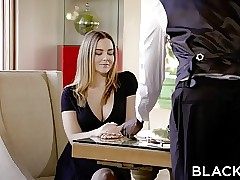 BLACKED Ill-behaved Day Natasha Scrupulous Enjoys BBC