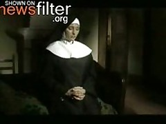 copulation down a nun