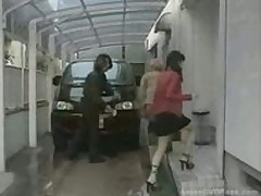 Asian Floozy Gets Banged Constant
