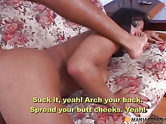 Night helter-skelter anal be crazy anal