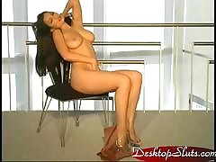 Aria Giovanni Strips our be fitting of impolite duds