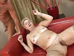 Puristic In summary Titted Granny almost Stockings Fucked