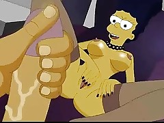 Dramatize expunge Simpsons homemade porn + Foursome orgy exotic Scooby Doo