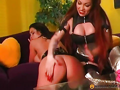 Stodgy admiration foreigner coitus toys nigh pussy